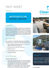 DAF Water Recycling System Brochure