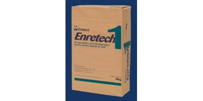 Enretech-1 - Model ENR010 - Dual Purpose Oil/Fuel Absorbent & Bioremediation Agent