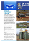 Sewage Treatment Plants Brochure