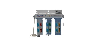 So~Safe - Model UVM711TCG  - Triple Ultraviolet Water Purifier
