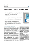 Model 1056 - Single, Dual or Triple Channel pH / ORP / ISE / Conductivity Analyzer & Transmitter Brochure