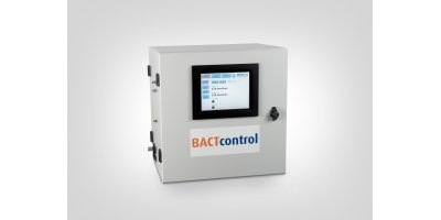 BACTcontrol - Online Monitoring of Bacteria in Water
