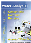 Water Analysis - Water Test Kits Flyer