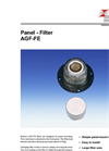 Bühler - Model AGF-FE - Panel Filter - Datasheet