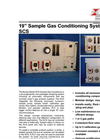 Buhler - SCS 19 - Sample Gas Conditioning System Datasheet