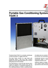 Buhler - TGAK 3 - Portable Gas Conditioning System Datasheet