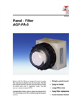 Bühler - Model AGF-FA-5 - Panel Filter for Sample Gas Filter – Brochure