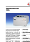 EGK 4 - Sample Gas Cooler – Brochure