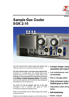 EGK 2-19 - Sample Gas Cooler – Brochure