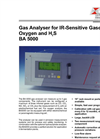 Bühler - BA 5000 - Gas Analyser For IR-Sensitive Oxygen and H2S – Brochure