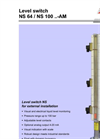 NS64–NS100..-AM - Level Switch – Brochure