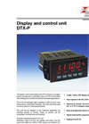 DTX-P - Display And Control Unit – Brochure