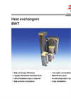 Bühler - Model BWT Series - Plate Heat Exchanger - Brochure