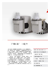 Bühler P1.3 Sample Gas Pump - Datasheet