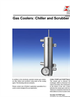 Bühler 161 Gas Scrubber for Sample Gas PVDF Spec. - Datasheet