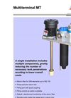 Bühler MT Return Line Filter / Level And Temperature Switch Multiterminal - Datasheet