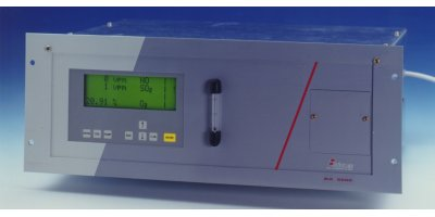 Model BA 5000 - Gas Analyser For IR-Sensitive Oxygen and H2S