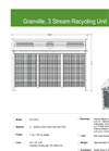 Granville - - Recycling Container  Brochure