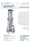 CON-V-AIR - Model HLS - Hydrated Lime Injection System - Brochure