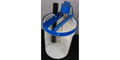 Cannon-Water - Model BM5G-1/15 - Bucket Mount Mixer