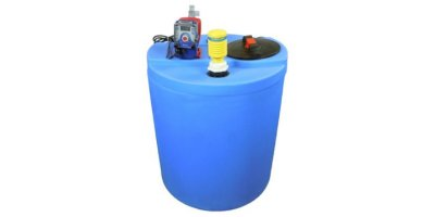 Cannon-Water - Model D-Tainer - Chemical Dual Containment Tanks