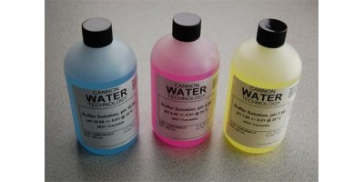 Cannon-Water - Model CNBUFPAK-P - pH Buffer Solution Kit