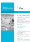 BiH2Omobile Mobile Wastewater Treatment System Technical Sheet