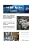 Site Built System - Water Treatment Systems Membrane Processes Technical Sheet