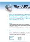 Titan ASD200 Concentrated, Liquid Reverse Osmosis Antiscalant Brochure