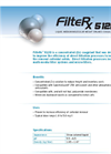 FilteRx5120 Liquid, Medium Molecular Weight Organic Coagulant Brochure