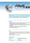 FilteRx6100 Liquid Coagulant Blend Of Ferric Sulfate and Organic Polymer Brochure