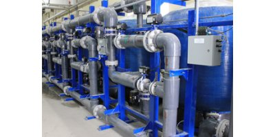 Industrial Water Processes Plant
