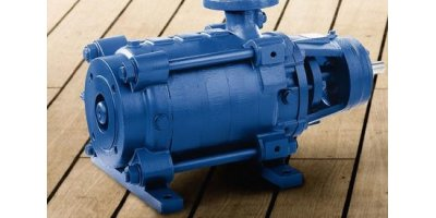 KSB - Model Multitec-RO Series - Multi-Stage High-Pressure Pumps