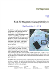 SM-30 Magnetic Susceptibility Meter- Brochure