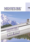 Minipure - Ultraviolet Water Purifiers Brochure