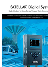 SATELLAR - Model XT 5R - Real Time Radio Data Communication System - Brochure