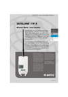 SATELLINE-EASy - Model 869 - High Frequency Radio Modems Brochure