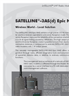 SATELLINE - Model 3AS Epic NMS - High Power Radio Modem Brochure