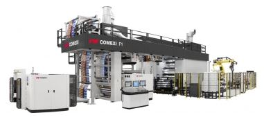 Comexi - Model F1 - Flexography Printing