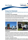 Best Practise: Energy from wastewater