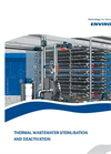 Thermal Wastewater Sterilisation and Deactivation Brochure