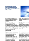 EnviroChemie HSE Guideline Brochure