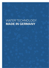 Water Technology 2015 - Brochure