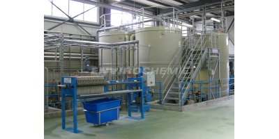 Envochem - Model COL - Physico-Chemical Water Treatment Plants