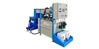 Split-O-Mat - Model SOM 1500 & 4200 - Compact Wastewater Treatment Plants