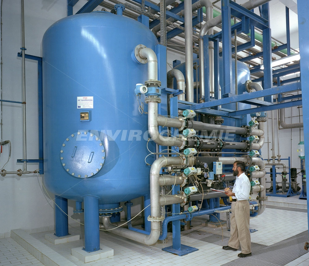 Envochem ION - Ion Exchanger Plants