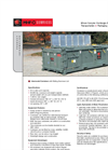 MHF - 25 Cubic Yard Intermodal Container - Brochure