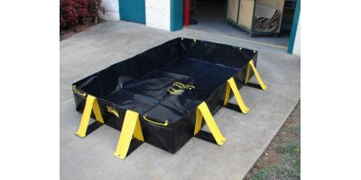 Portable Oil/Chemical Containment Easy Strap Berm