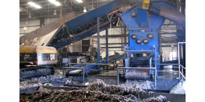 SSI builds shredding systems for alternative fuels processing
