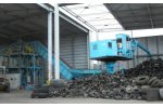 Tire shredding - Waste and Recycling - Recycling Systems